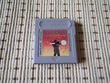 Robin Hood Prince of Thieves für GameBoy und Color und Advance