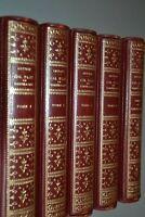 Histoire de Gil Bals de Santillane / Le Sage / 4 volumes plus suites / Sur Vélin