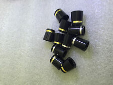 Black Ferrule with 1 Bright Ring --0.37 & 0.335