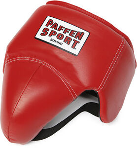 Paffen Sport Pro Mexican Tiefschutz. Pro Boxing Maximum Protection S-XL. Leather