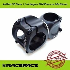 Race Face Aeffect 35 Stem +/- 6 degree 50x35mm or 60x35mm for MTB Bicycle Bike