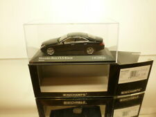 MINICHAMPS 34300 MERCEDES BENZ CLS CLASS 2004 - BLACK 1:43 - VERY GOOD IN BOX