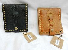 Weird / Steampunk Crocodile Wallet with Crocodile Head - Black -  BNIB