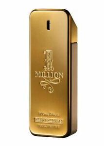 Paco Rabanne 1 Million 100ml EDT Spray Retail Boxed Sealed Eau de Toilette Mens