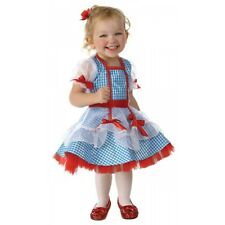 Dorothy Costume Baby Toddler Wizard of Oz Halloween Fancy Dress