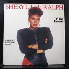 Sheryl Lee Ralph - In The Evening LP Mint- NYM-12 USA 1984 Vinyl Record