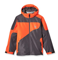 Spyder Boys Reckon 3 in1 Jacket, Ski Snowboard Winter Jacket, Size L(14/16) NWT