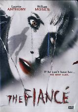 NEW HORROR DVD // THE FIANCE // WILLIAM R MOSES, LYSETTE ANTHONY