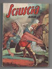 SCIUSCIA Album n°8 (71 à 80 de 1954). Complet bel état