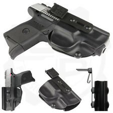 Compact Holster with UltiClip for Ruger SR9c and SR40c by Galloway Precision