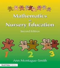 Mathematics in Nursery Education by Ann Montague-Smith (Paperback, 2002)