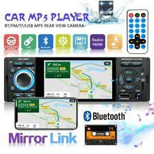 "4 ""1Din Autoradio Car MP5 Stereo Bluetooth Mirror Link TouchScreen FM AUX USB TF"