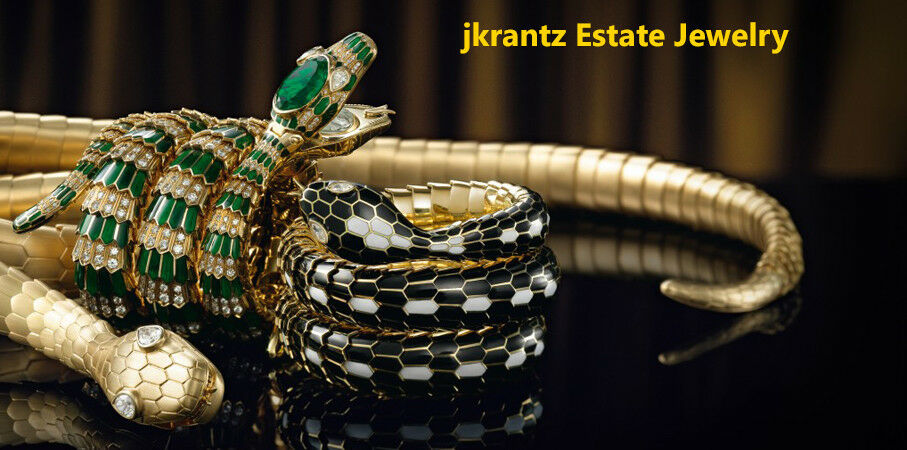 JKRANTZ ESTATE JEWELRY