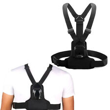 Style Chest Harness Mount For SJ4000 GoPro Hero 4 3+ 3 2 1 Chesty Accessories