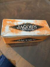 Vintage Jacobs Cream Crackers Tin