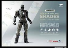 1/12 Comicave Iron Man 3 Mark XXIII MK23 Tony Stark Avengers Collectible Figure