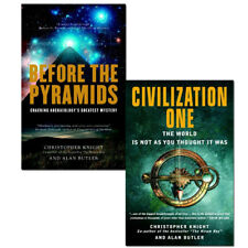 Before The Pyramids and Civilization One 2 Books Bundle Collection - Cracking Archaeology's Greatest Mystery Paperback – 2016