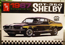 1967 Ford Mustang Shelby GT 350, 1:25, 800 oficina