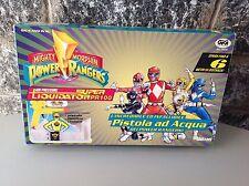 vintage 90# LARAMI Super Liquidator Pr 100 Air Pressure Power Rangers YELLOW