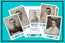 COVENTRY CITY - RETRO 1920's STYLE - NEW COLLECTORS POSTCARD SET