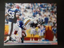 """Steve Jordan Autographed 8"""" X 10"""" Photograph"""