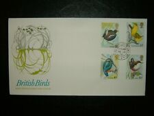 1980 BRITISH BIRDS POST OFFICE UNADDRESSED FDC & HOUSE OF LORDS SHS CV £35