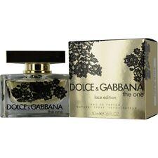 The One by Dolce & Gabbana Eau de Parfum Spray 1.6 oz Lace Edition