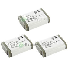 3 NEW Cordless Home Phone Rechargeable Battery for Vtech I5808 I5858 I5871 HOT!