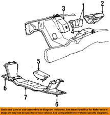 Ford Oem   Engine Motor Transmission Mounting Bracket Left Eotzd Fits  Ford F