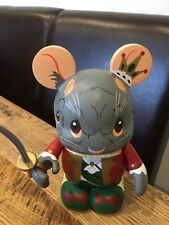 Disney Vinylmation Christmas HOLIDAY 3 Series 9'' Figure Mouse King LIMITED EDIT