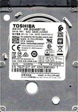 MQ04ABF100 AAD AA00/JU000D Toshiba 1TB