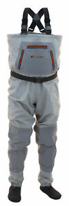 Frogg Toggs Hellbender Youth Stockingfoot Chest Waders | Medium