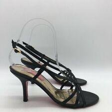 Lilly Pulitzer Black Heel 6