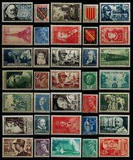 lot de timbres anciens France neufs **