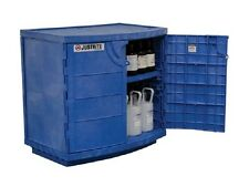 Polyethylene Cabinet for Corrosives/Chemicals/Acids Justrite - 24180