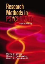 Research Methods in Psychology by Elmes 8th