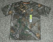 NEW Boy's Youth REALTREE XTRA Camo T-Shirt XL (14-16) Hunting Tee Short Sleeve