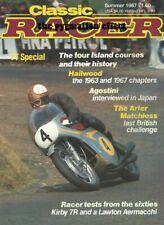 Mike Hailwood Isle of Man Excelsior 349cc Tom Kirby AJS 7R 248cc Aermacchi I.O.M