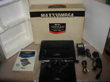 NEO GEO AES CONSOLE ENGLISH NEO AEC RENTAL BOX LOW SERIAL 1ST MOTHERBOARD