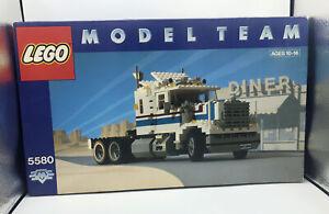 Vintage Lego Highway Rig (5580) Model Team