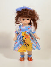 2008 Dorothy Gale #1 McDonalds Series 2 Madame Alexander Doll Wizard Oz Figure