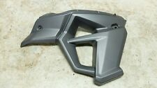 15 Triumph Tiger 800 XCX abs right side cover cowl fairing panel