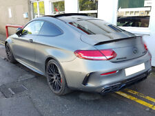 Mercedes AMG C63 S EDITION 1 Coupe Boot Coffre Couvercle Spoiler