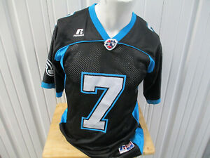 VINTAGE RUSSELL ATHLETICS AFL PHILADELPHIA SOUL Tony Graziani #7 SMALL JERSEY