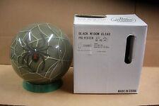 = 16# 2oz TW 4-1/2 NIB Hammer 2007 BLACK WIDOW CLEAR Bowling Ball never drilled