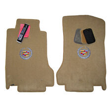 2007 2008 2009 2010 Cadillac XLR Floor Mats Cashmere 32OZ 2PLY FACE QUALITY