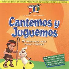 NEW Cantemos Y Juguemos (Audio CD)