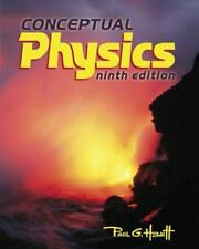 Conceptual Physics (9th edition) by Hewitt, Paul G.