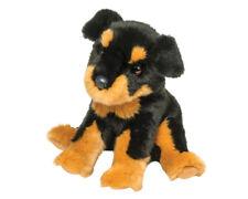 "Rocky 11"" Rottweiler Plush Stuffed Animal Dog Douglas Cuddle Toy Rottie"