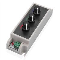 DC12-24V 3A RGB Controller 3 Kanal RGB LED Dimmer Controller für Streifen Licht